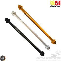 Ban Jing Front Axle 12mm Lightweight (GET, QMB, GY6)