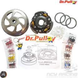 Dr. Pulley Clutch 50° HiT Racing Tune Bell Set (GY6, PCX)
