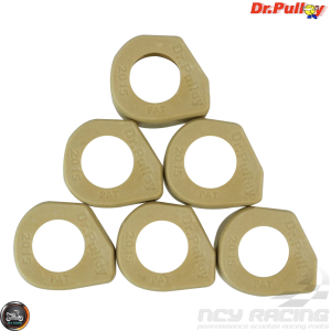 Dr. Pulley Variator Sliding Weight Set 20x15 (GY6B, PCX)