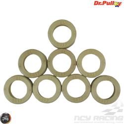 Dr. Pulley Variator Roller Weight Set 25x17 (Aprilia, Piaggio 400)