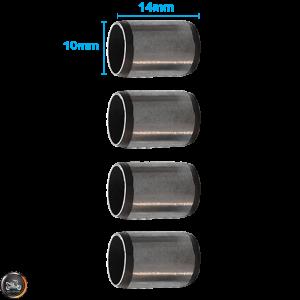G- Dowel Pin 10x14mm Set (QMB, GY6, Universal)