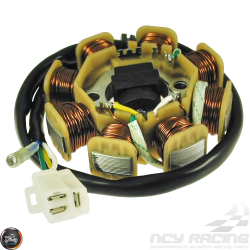 G- Stator 8 Coil DC 4-Wire 3-Pin (139QMB)