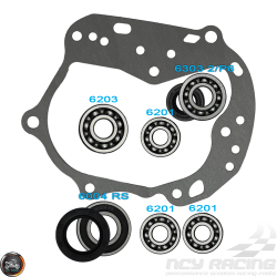 G- Transmission Bearing Seal Gasket Set (139QMB)