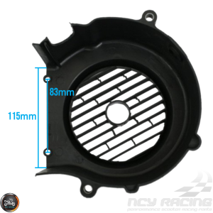 G- Fan Cover Non-Emissions (GY6)