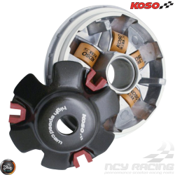 Koso Variator 115mm Set (GY6)