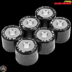 Malossi Variator Roller Weight HT Set 20x17 (Aprilia, Piaggio, Vespa 125)