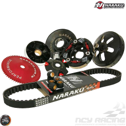 Naraku CVT KIT (139QMB, Buddy, RoughHouse)