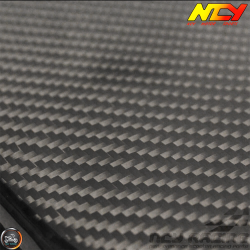 NCY Gas Tank Cover Carbon Fiber (Honda Ruckus)