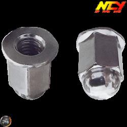 NCY Stud Nut Acorn M6x17mm Set (QMB, GY6)