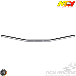 NCY Handlebar 7/8in Flat-track Chrome (Universal)