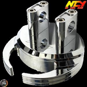 NCY Handlebar Stand 7/8in Chrome (Honda PCX)