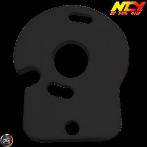 NCY Speedo Bracket Black (Honda Ruckus)