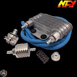 NCY Oil Cooler 17mm Kit (Ruckus GET, Universal)