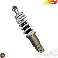 NCY Shock 265mm Adjustable Performance White (Honda Ruckus)