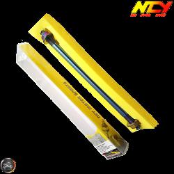 NCY Front Axle 12mm x 279mm Electroplated (Yamaha Zuma 125)