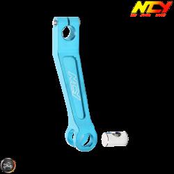 NCY Brake Shoe Arm Rear Blue (Yamaha Zuma 125)