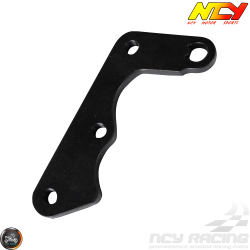 NCY Brake Caliper Adapter 220mm Black (Genuine Buddy 4T)