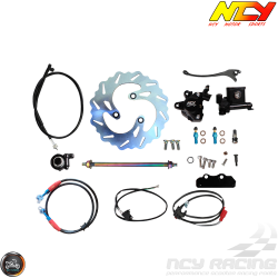 NCY Front End Disc Conversion Kit (Ruckus, Zoomer)