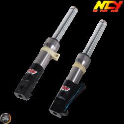 NCY Front Fork Slammed Titanium Gray Set (DIO, Ruckus)