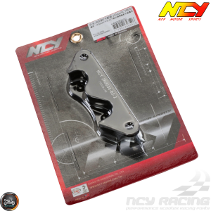NCY Brake Caliper Adapter 200mm B2 Black (DIO, Ruckus)