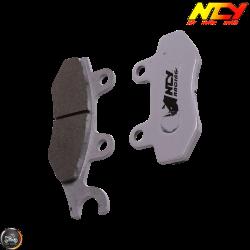 NCY Brake Pad Set (139QMB, Kymco)