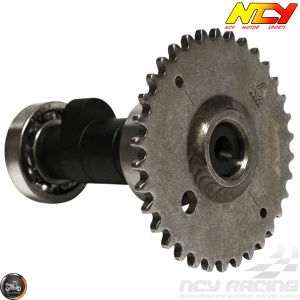 NCY Camshaft A8 2V 26.25/26.15 Performance (GY6)