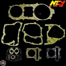 NCY Engine Gasket 62mm Set (GY6)