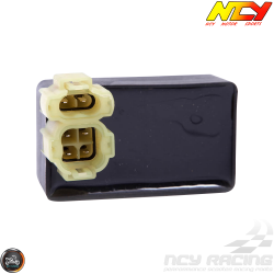NCY CDI AC 6 Pin Standard Black (QMB, GY6)
