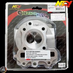 NCY Cylinder Head 50mm 81cc 2V (139QMB)