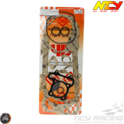 NCY Engine Gasket 57.4mm Set (GY6)