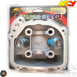 NCY Cylinder Head 58.5mm 2V Fit 54mm (GY6)