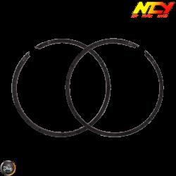NCY Piston Rings 47mm Set (Buddy, Minarelli 70)