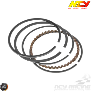 NCY Piston Rings 47mm Set (139QMB)
