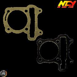 NCY Cylinder Gasket 52mm Set (139QMB)
