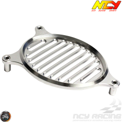 NCY Fan Cover Aluminum Silver (Honda PCX)