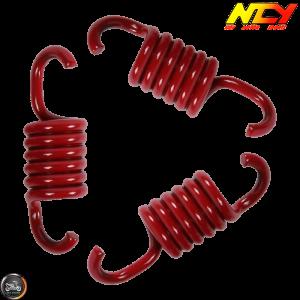 NCY Clutch Spring 2000 RPM Set (GY6, PCX)