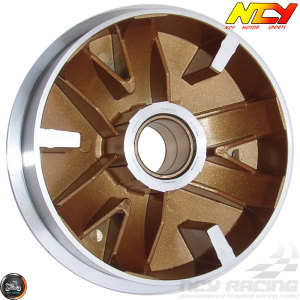 NCY Variator 117.5mm Coated Gold (Vino, Zuma 125)