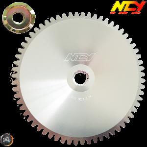 NCY Drive Face 112mm CNC-Machined +Star Him (139QMB)