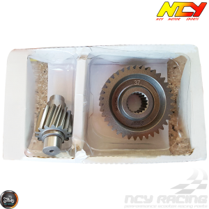 NCY Gear Set 15*37 (GY6)