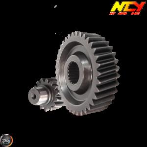 NCY Gear Set 16*38 (GY6)