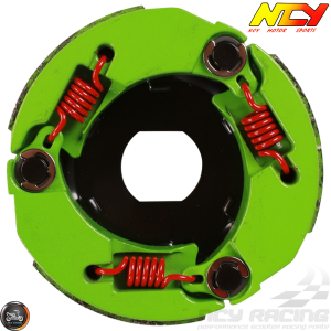 NCY Clutch Gen 4 Performance Green (Aprilia, JOG, Zuma 50)