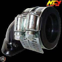 NCY Intake Manifold 30mm Aluminum (Vino, Zuma 125)