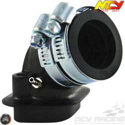 NCY Intake Manifold 28mm Non-EGR Coated (139QMB, GY6)