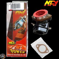 NCY Intake Manifold 30mm EGR Coated (139QMB, GY6)