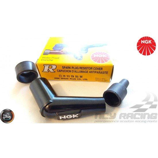 NGK Spark Plug Cap 120° Elbow (YB05F)