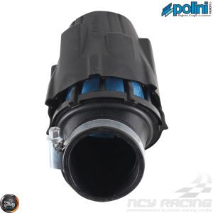 Polini Air Filter Pod 46mm 15° Angle w/Cover