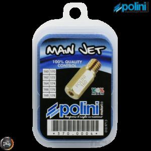 Polini PWK Main Jet 160-178 10-Pcs Kit