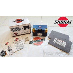 Shorai Lithium Battery 12V 14Ah (LFX14A4-BS12)