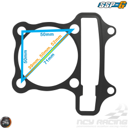 SSP-G Engine Gasket Premium Set (139QMB)