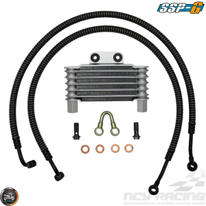 SSP-G Oil Cooler Kit (GY6, Universal)